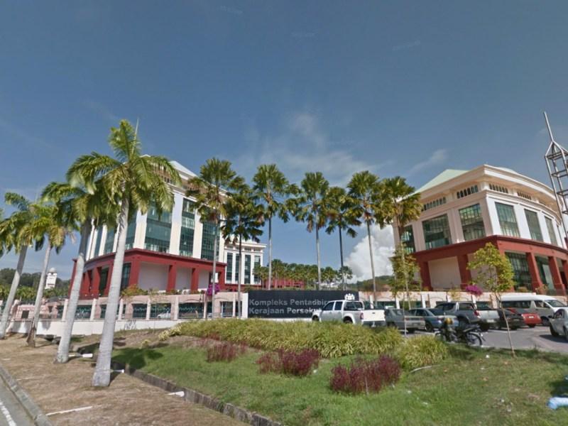 Immigration Office, Kota Kinabalu, Sabah, Malaysia. Photo: Google Maps