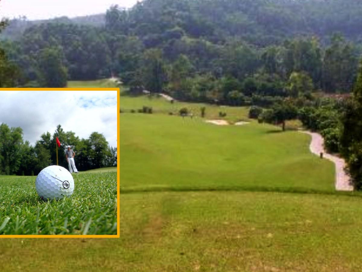 CTS Tycoon (Shenzhen) Golf Club. Photo: Wikimedia/Johnny Freak