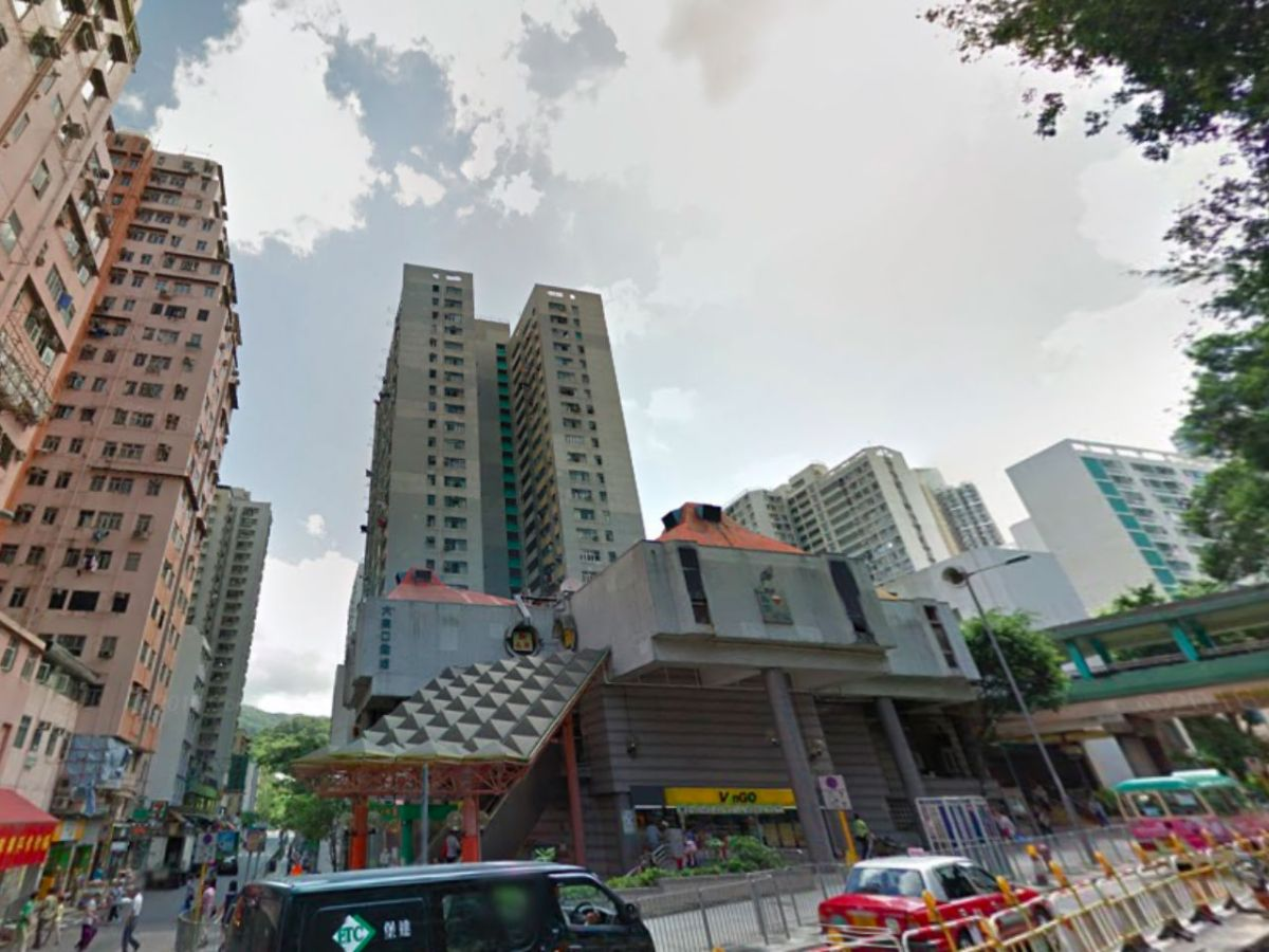 Tai Wo Hau in the New Territories. Photo: Google Maps