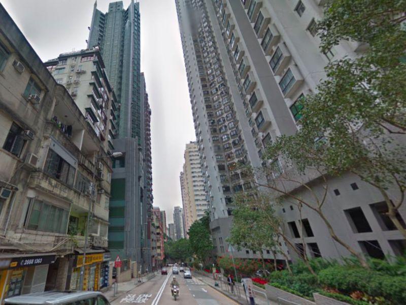 Tai Hang on Hong Kong Island. Photo: Google Maps
