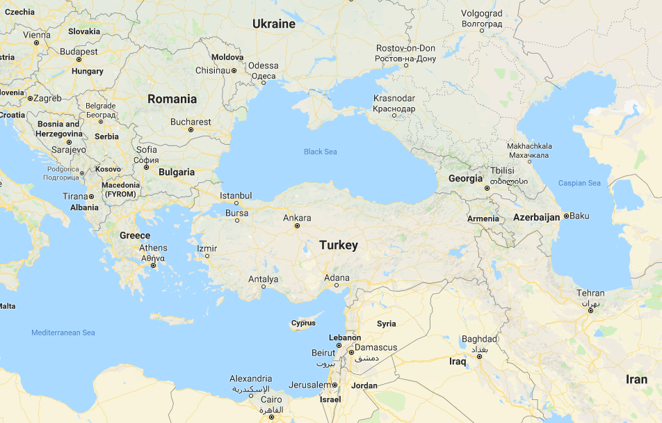 The Caspian Sea is an important hub in a Eurasia-wide system of gas pipelines and trade corridors.