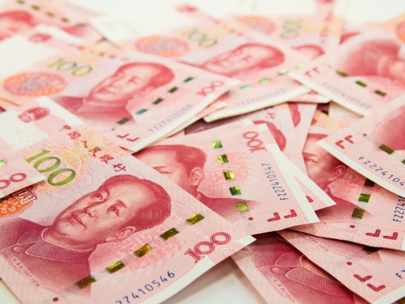 RMB. Photo: iStock