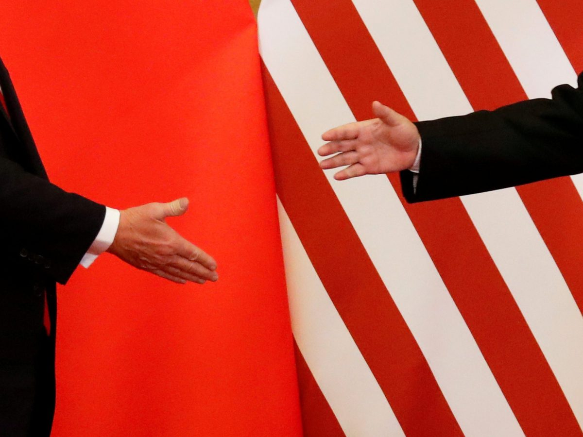 US President Donald Trump and Chinese leader Xi Jinping are set to meet this month in Buenos Aires. Photo: Reuters/Damir Sagolj
