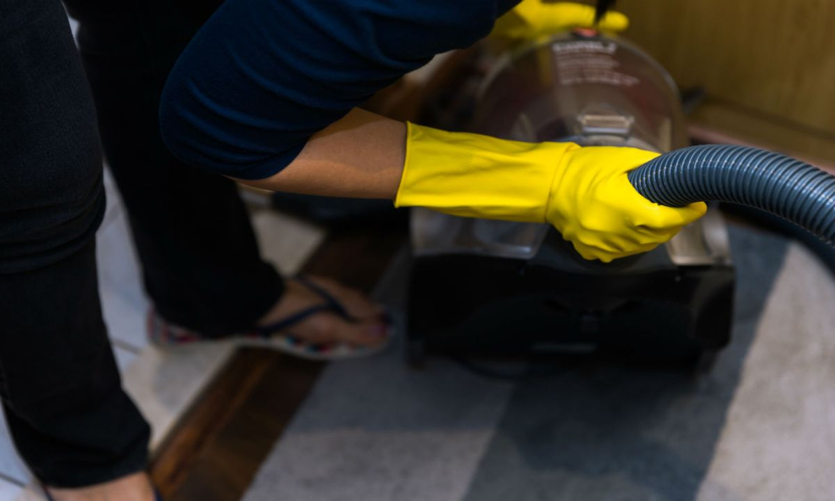 Domestic workers can find life grueling. Photo: iStock