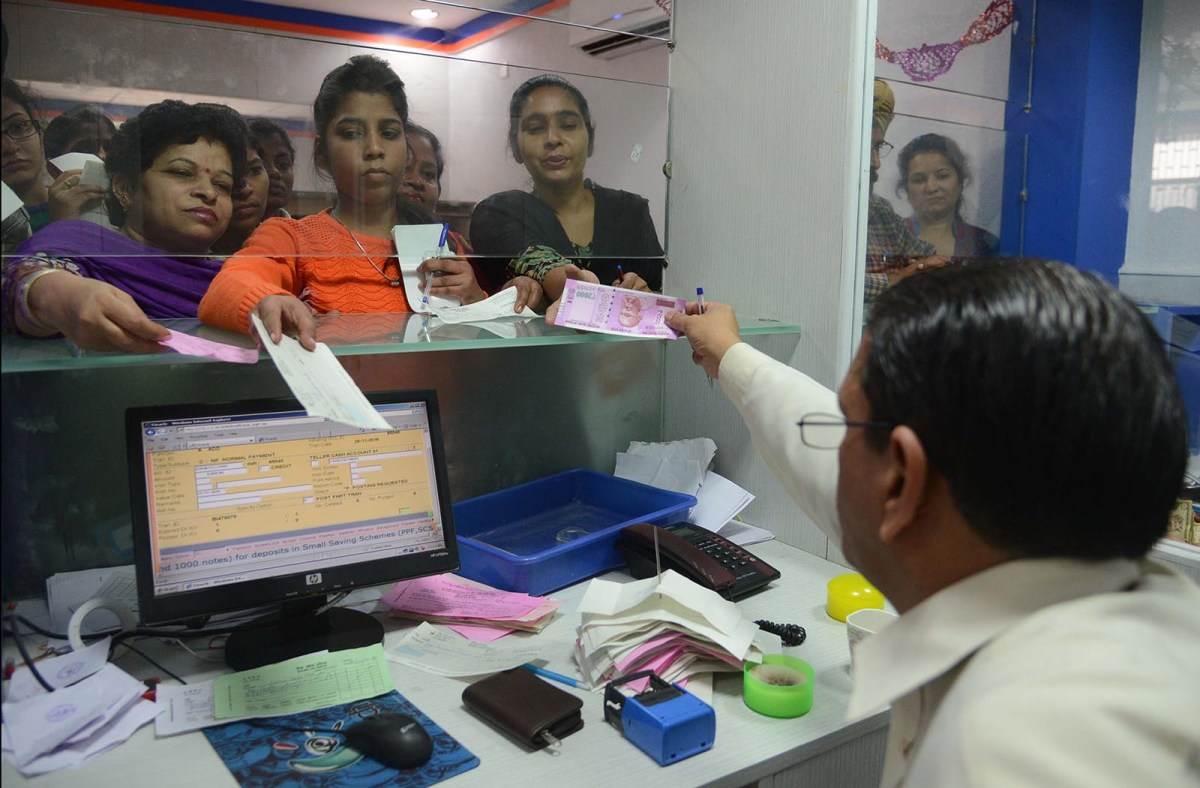 The Supreme Court has ruled that any transfer of citizens' data from the Aadhaar program gto private companies is unconstitutional. Photo: AFP