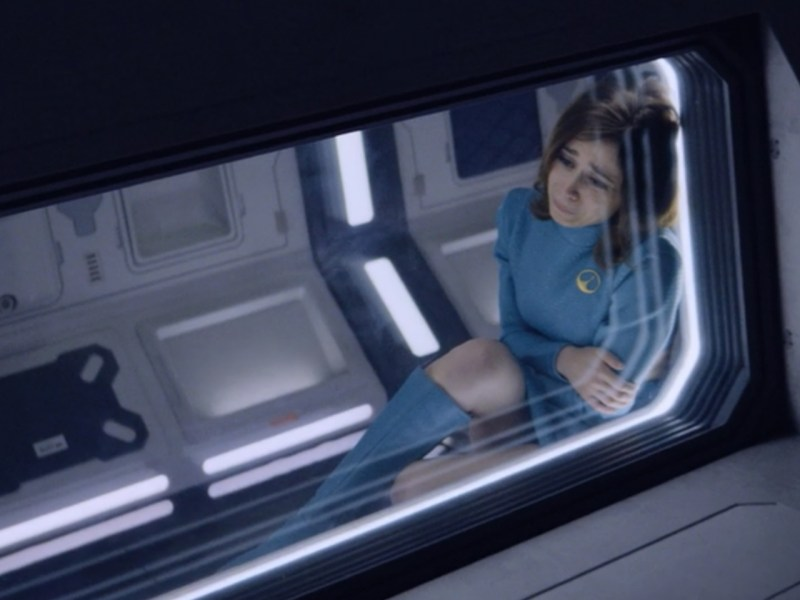 A glimpse of series four of Black Mirror. Photo: Netflix