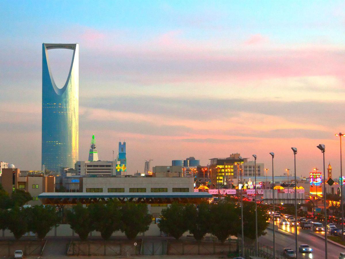 Riyadh, the capital of Saudi Arabia. Photo: iStock