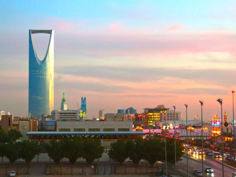 Riyadh, the capital of Saudi Arabia. Photo: iStock