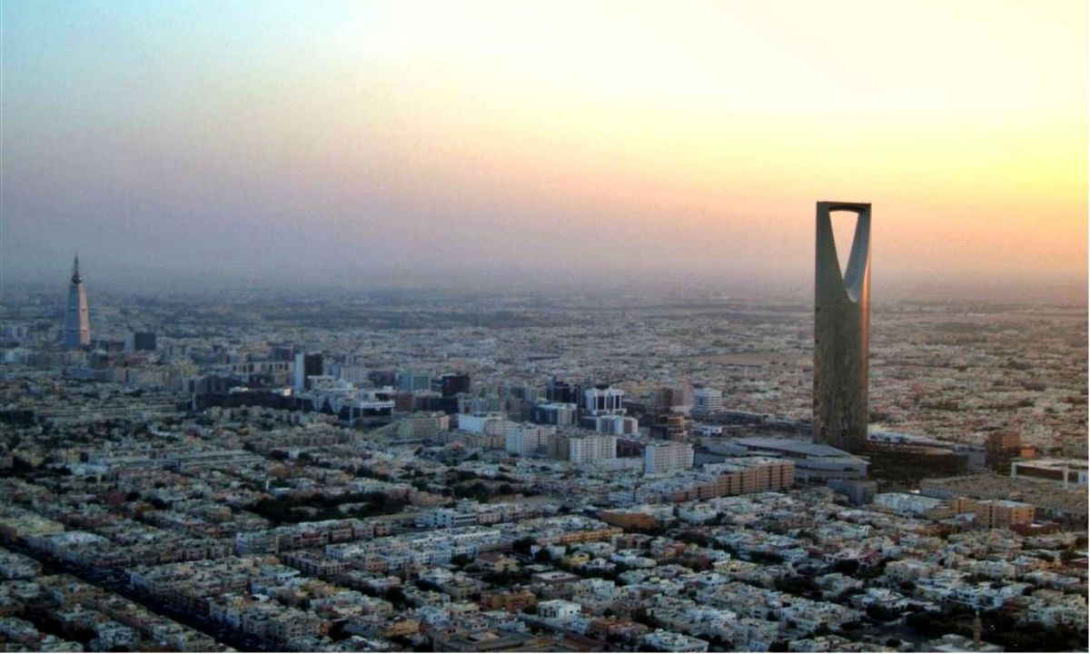 Riyadh, capital of Saudi Arabia. Photo: Chronus, Wikimedia Commons