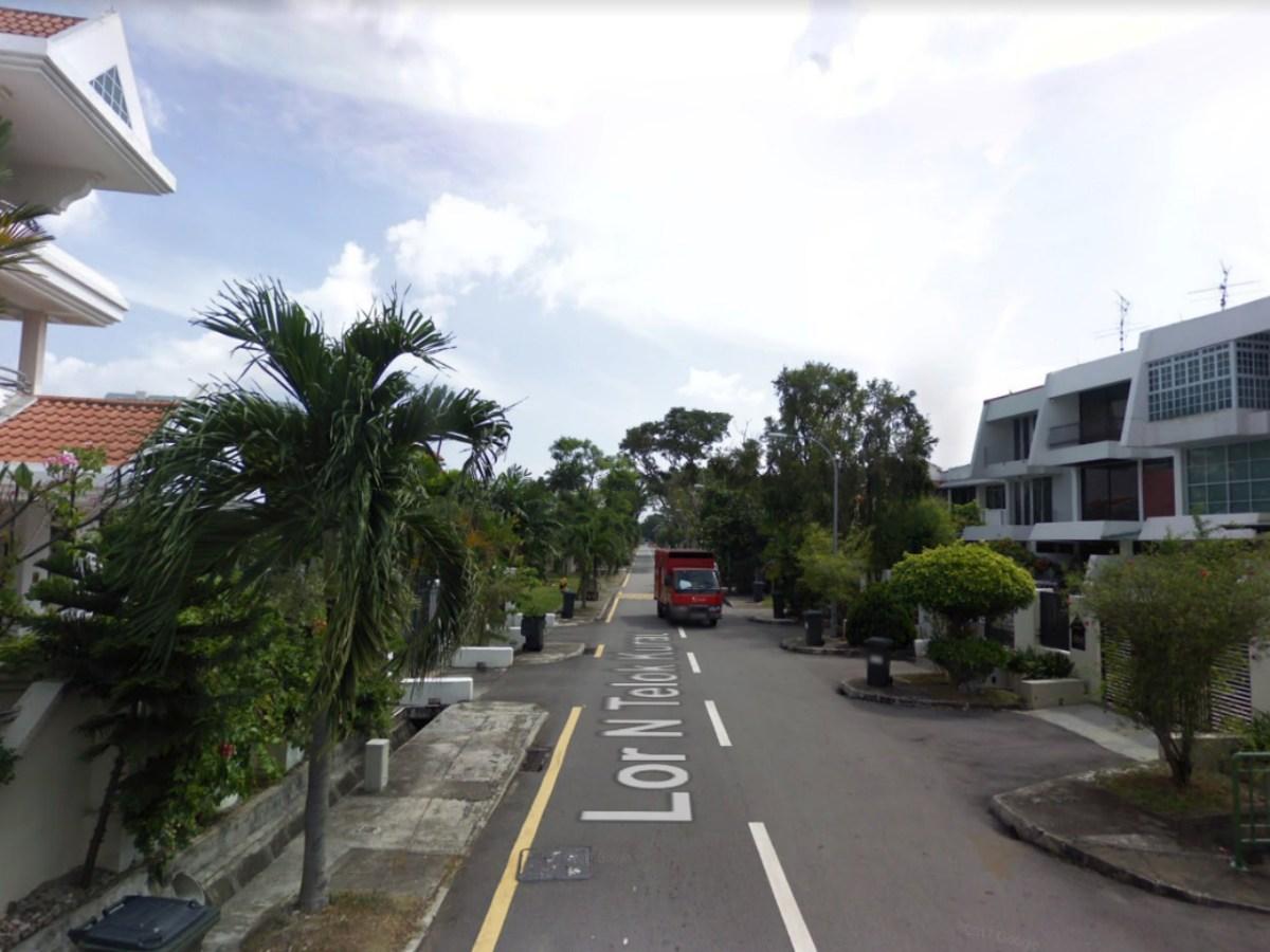 Lorong N Telok Kurau in Singapore. Photo: Google Maps