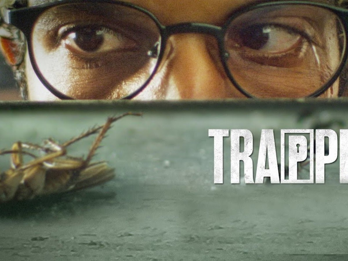Trapped Image
