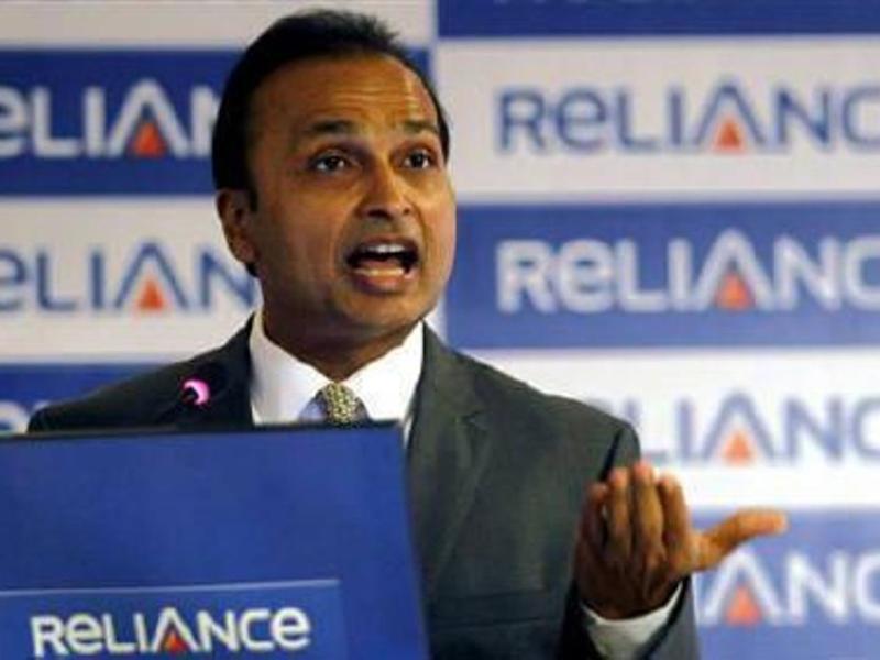 Reliance Communications chairman Anil Ambani. Photo: Reuters