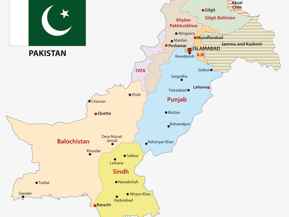 Leaders of rebel groups in Balochistan are seeking asylum in their ongoing campaign against Pakistani sovereignty in the province. The government is offering to discuss the dispute if rebel leaders agree to Pakistan's overall authority in the country.Image: iStock/Rainer Lesniewski
