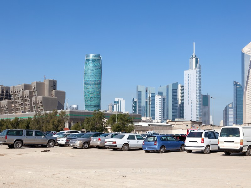 Kuwait City in the Middle East. Photo: iStock