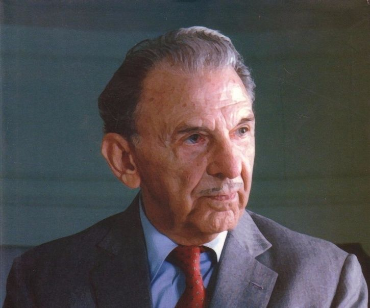 JRD Tata. Photo: Tata Central archive