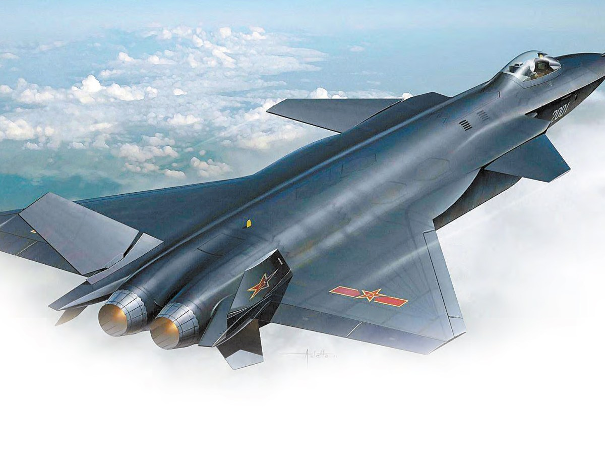 The PLAAF may only have a handful of J-20s for deployment because of a manufacturing bottleneck. Photo: PLA Daily