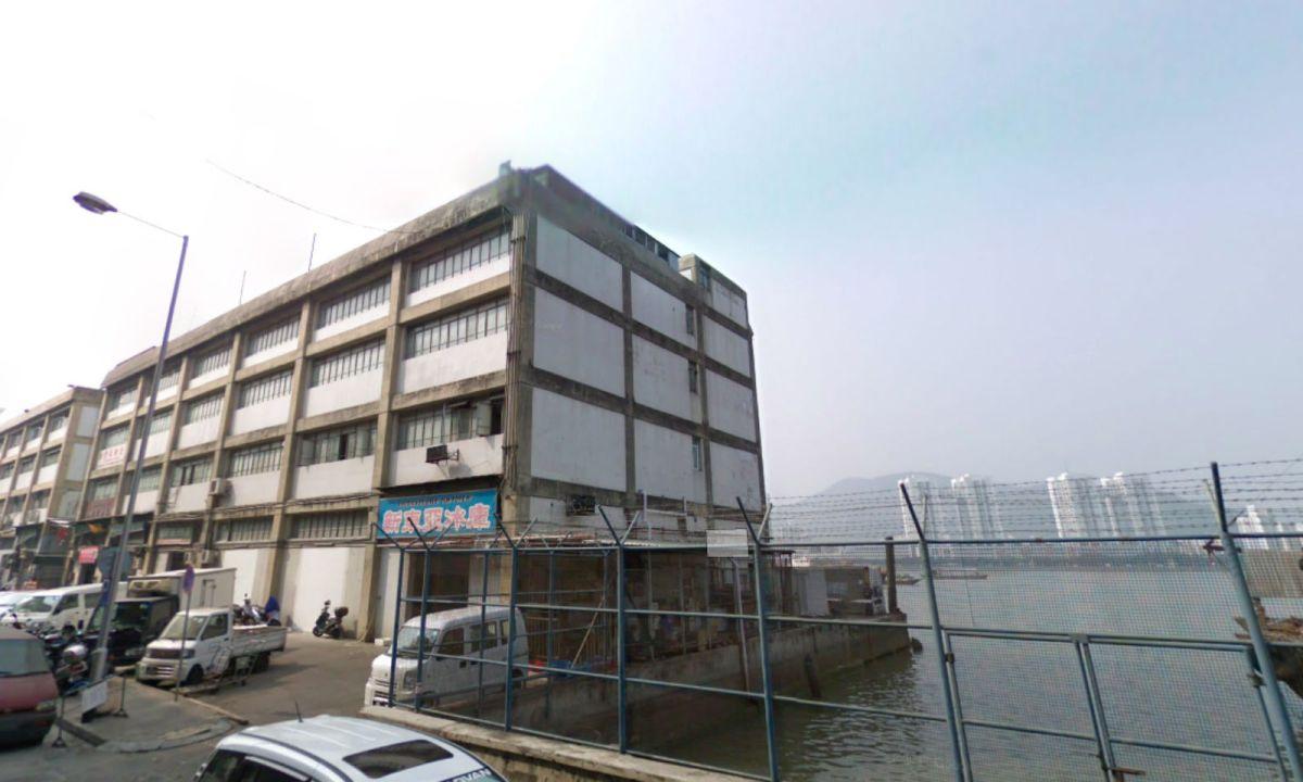 A building in Macau's Porto Interior area. Photo: Google Maps