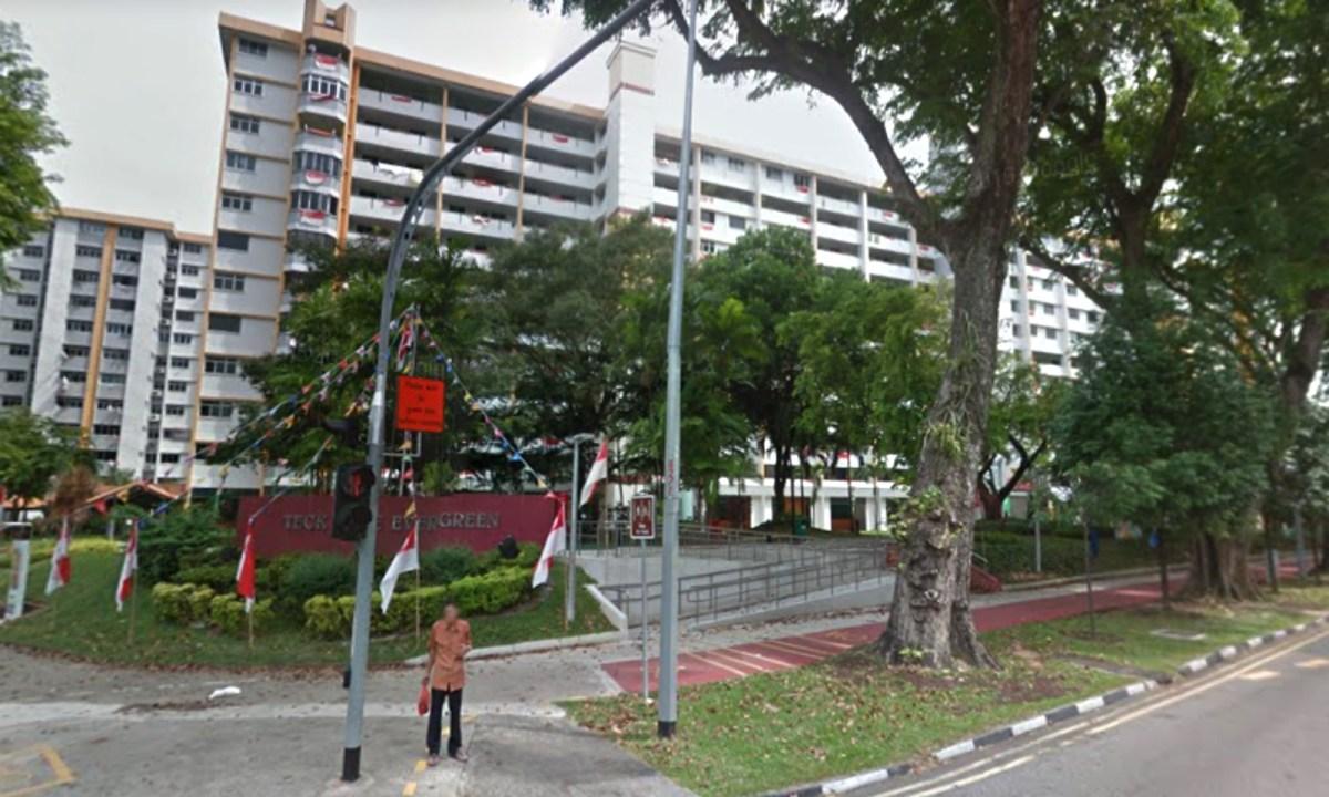 Ang Mo Kio Avenue, Singapore. Photo: Google Maps