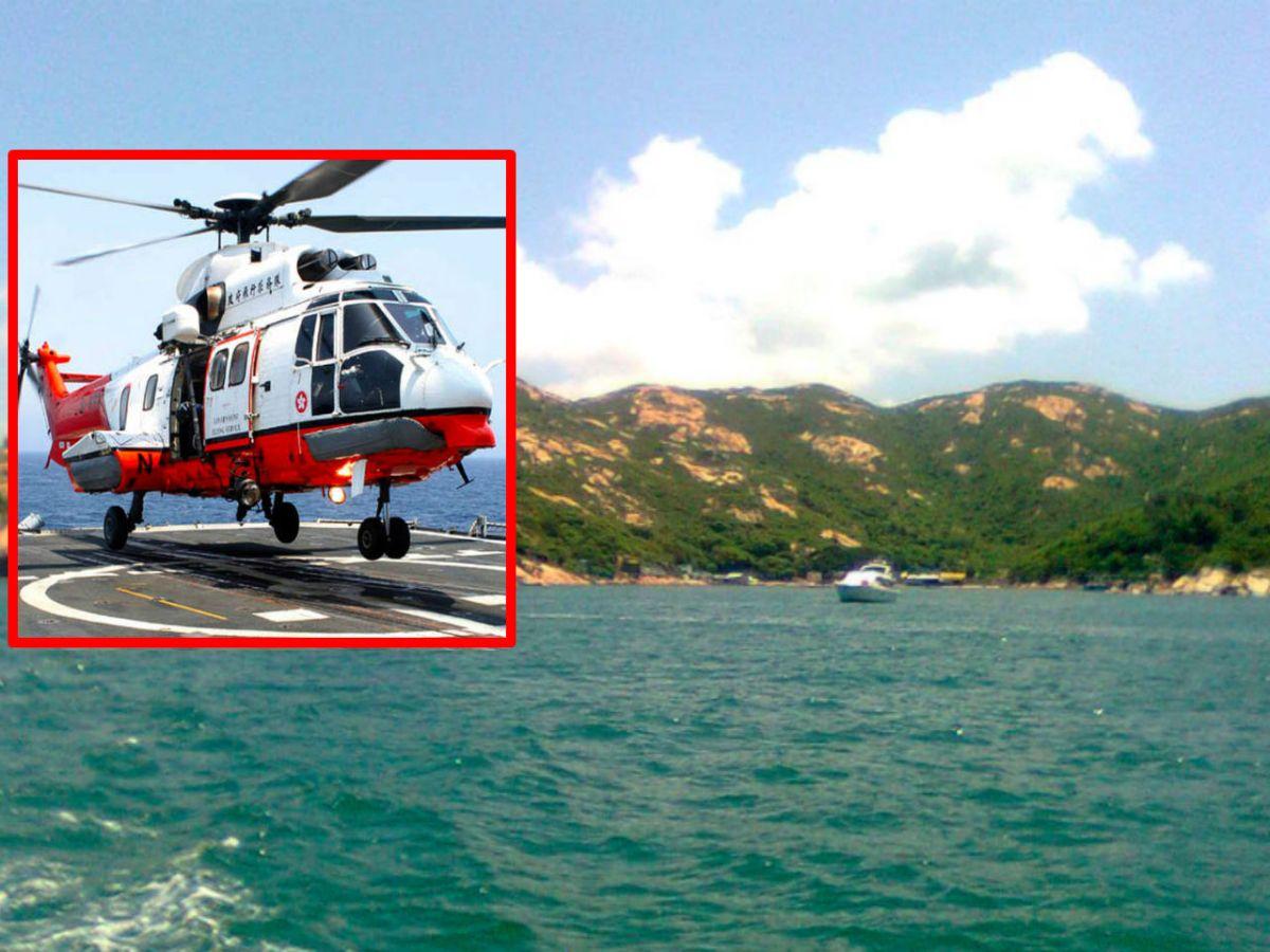 Po Toi Island. Photos: Wikimedia Commons, Hong Kong Government