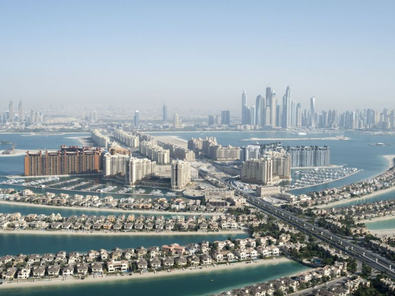 Dubai, which provides employment to many foreigners, including  Filipinos. Photo: iStock
