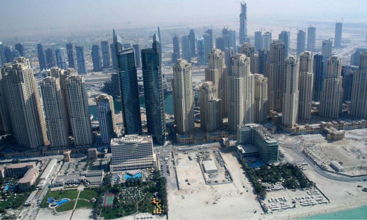 Dubai, UAE. Photo: Wikimedia Commons, Imre Solt