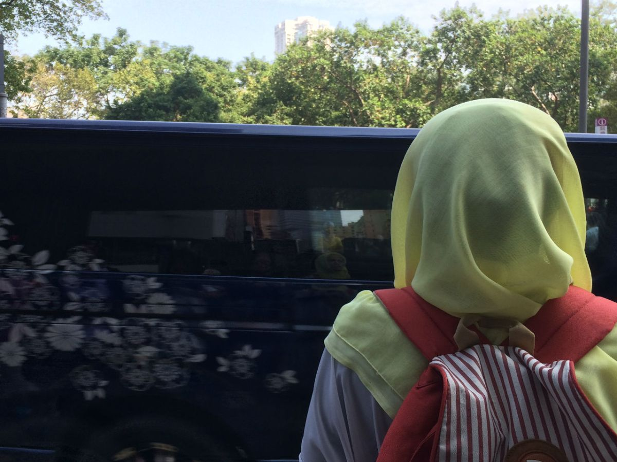 Indonesian domestic worker in Hong KongPhoto: Asia Times