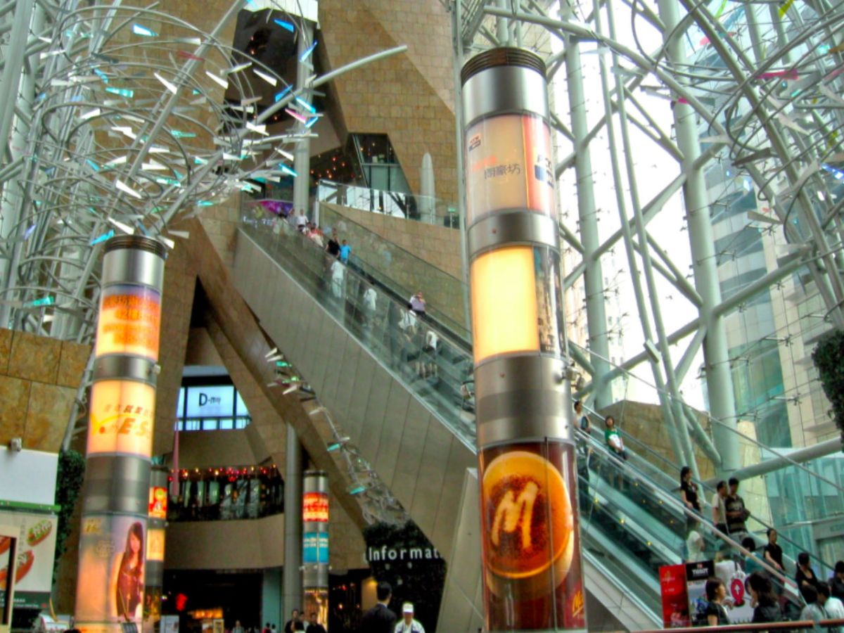 Langham Place in Mong Kok, Kowloon. Photo: Wikipedia Commons, WiNG