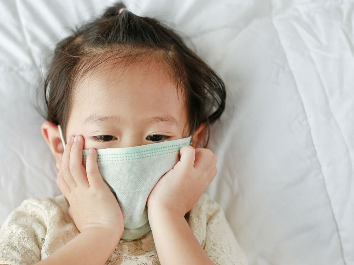Many children at a kindergarten and a primary school are recovering from the flu. Photo: iStockphoto