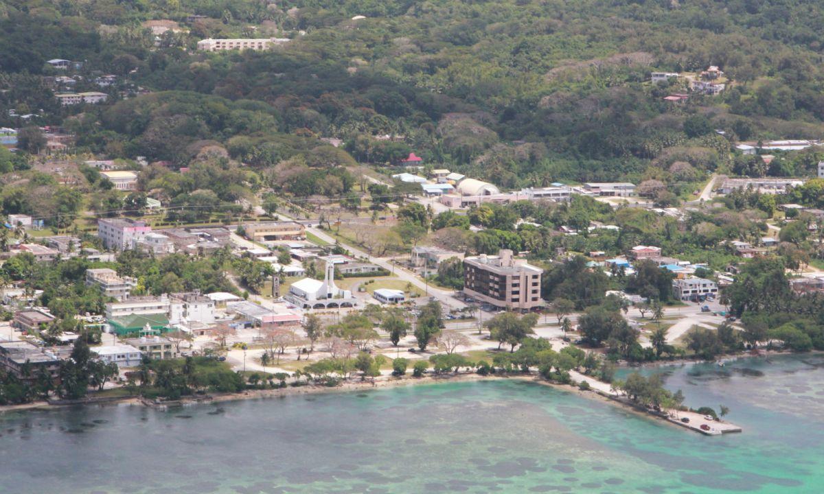 Garapan, Saipan. Photo: iStock