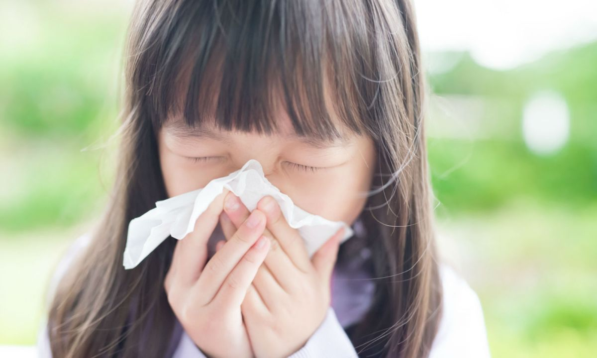 The winter flu season is coming soon. Photo: iStock