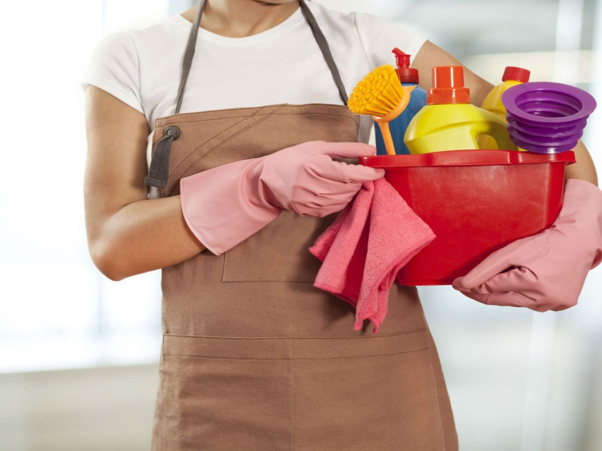 Cleaning for Chinese New Year involves 'getting rid of the old' - a thorough clean before the new year comes. Photo: iStockphoto
