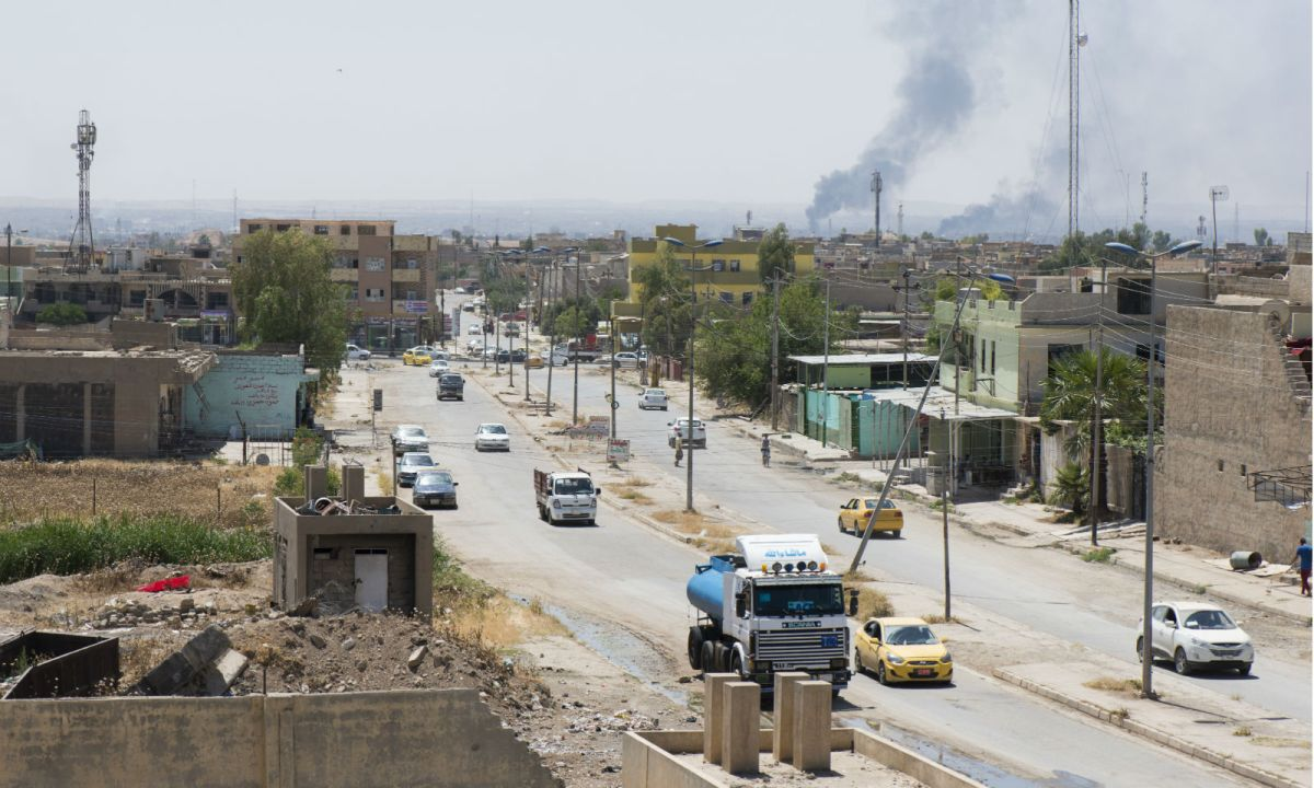 Iraq, one of the 24 countries where Filipinos are officially banned from working. Photo: iStock