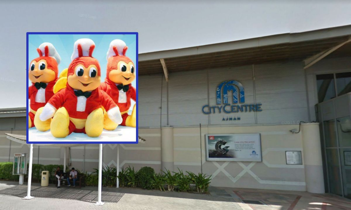 Jollibee has opened another outlet in the UAE. Photos: Google Maps / Facebook