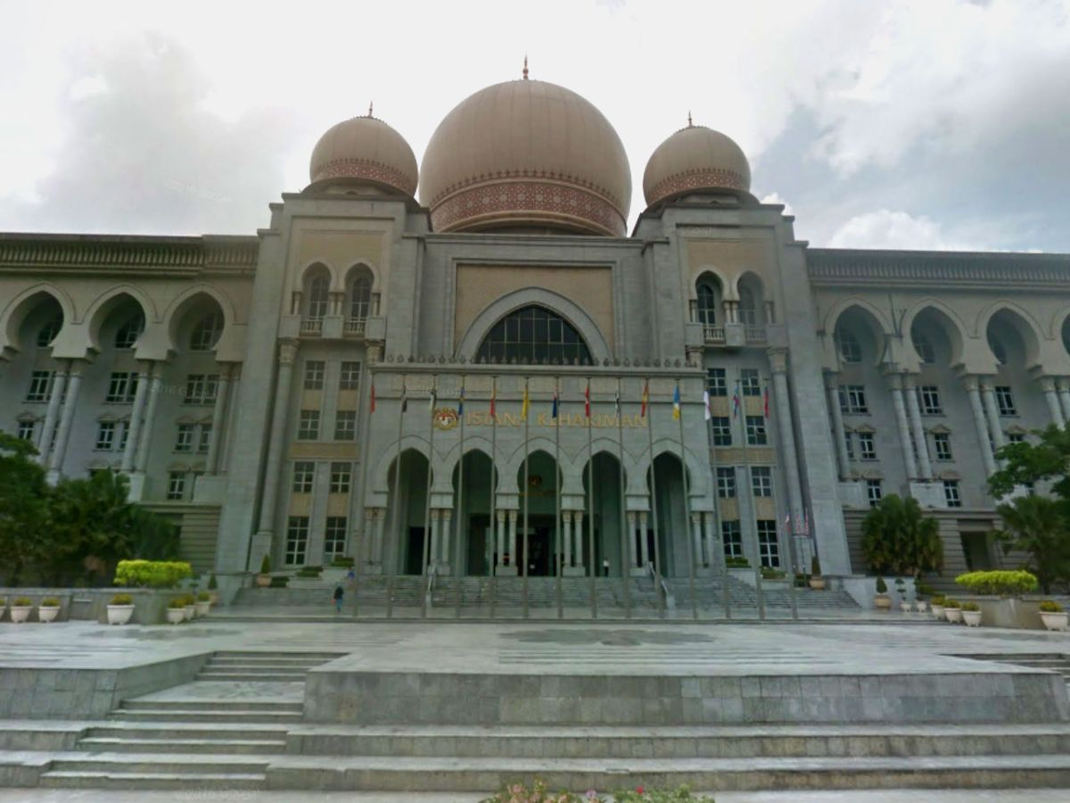 Malaysia's Federal Court. Photo: Google Maps
