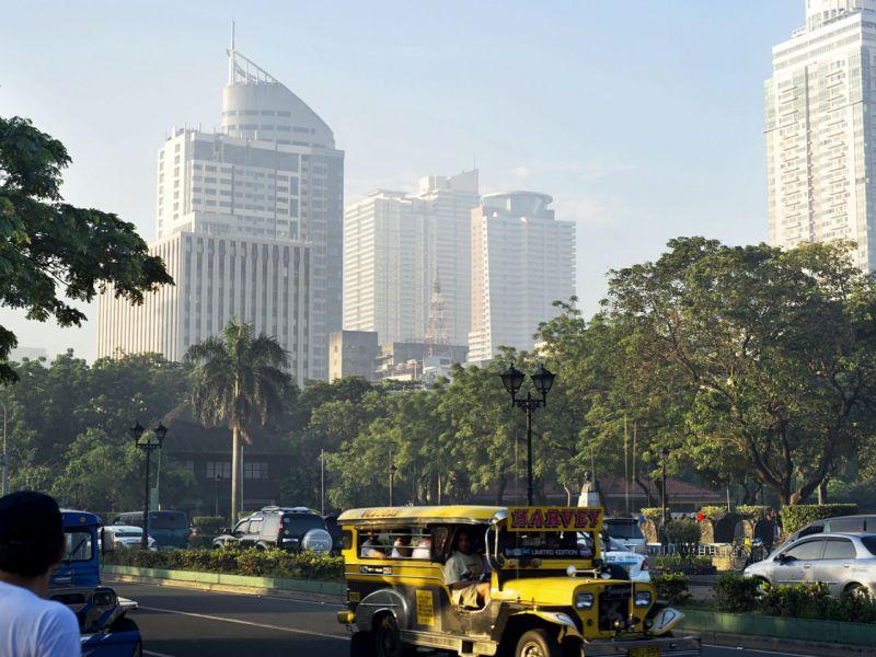 Manila, Philippines. Photo: iStock