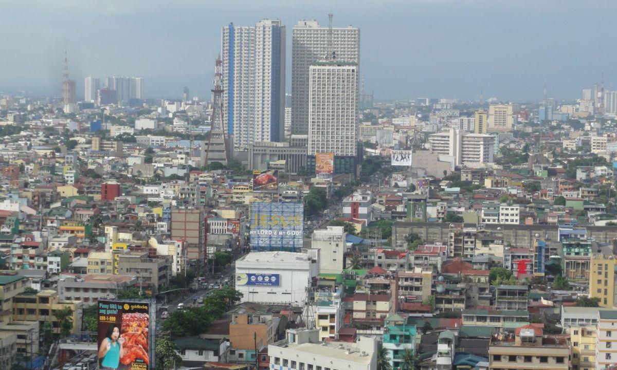 Manila, Philippines. Photo: Wikimedia Commons, Patrick Roque