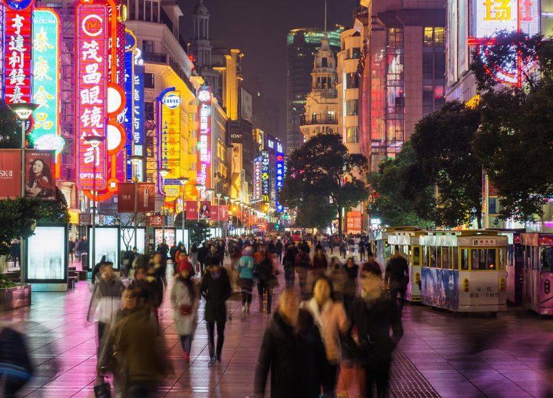预计下周数据将显示中国经济略有下滑,部分原因是零售额增长放缓。相片:iStock