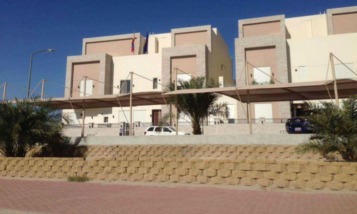 The Philippine Embassy in Kuwait. Photo: Facebook, Philippine Embassy in Kuwait - Al Sadiq Area