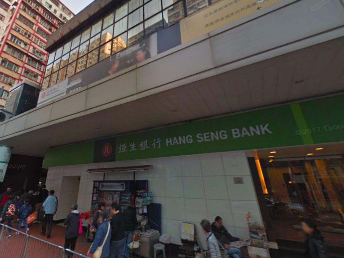King's Road in North Point on Hong Kong Island. Photo: Google Maps