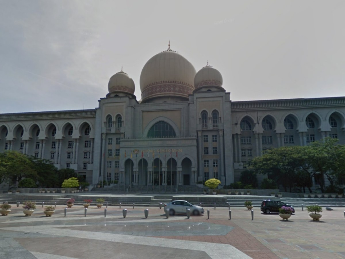 The Federal Court in Putrajaya, Malaysia. Photo: Google Maps