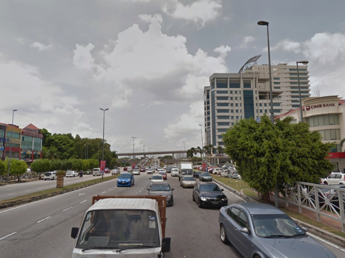 The employment agency is in Bandar Puteri, Puchong. Photo: Google Maps