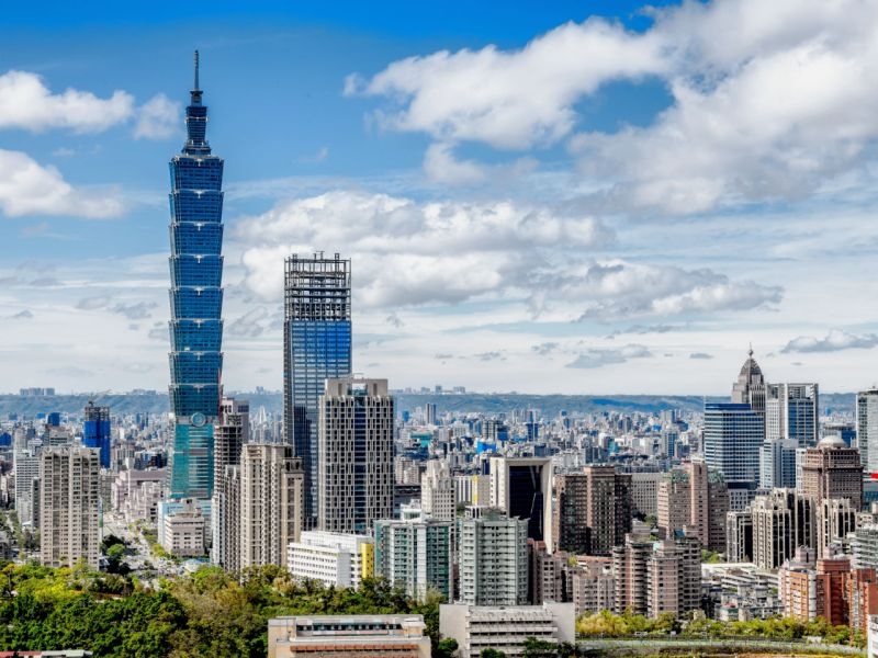 Some rules are set to change in Taipei, Taiwan. Photo: iStock