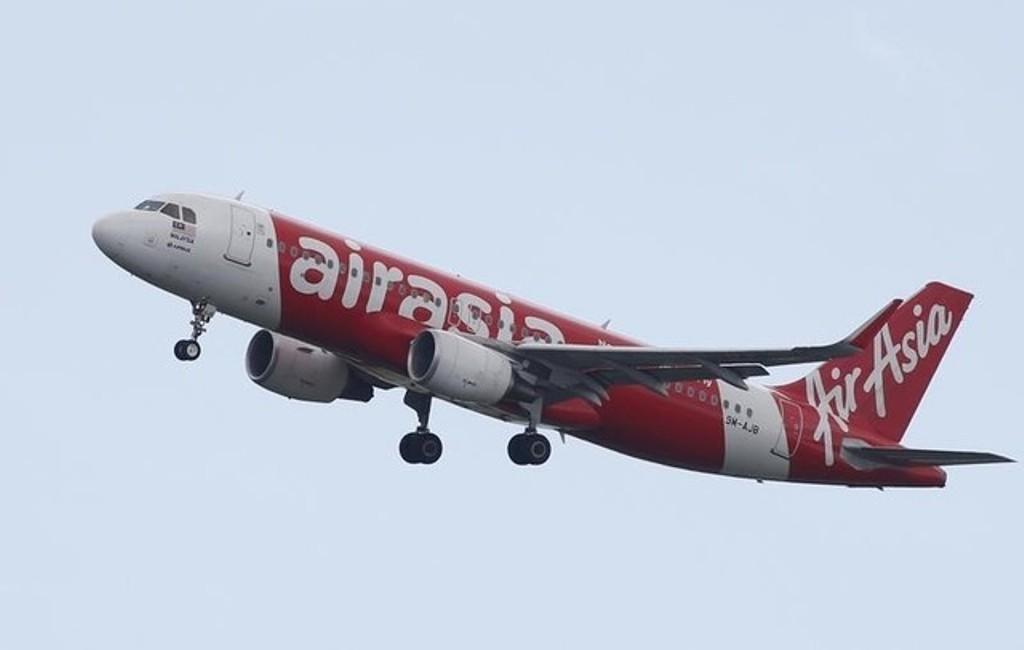 An AirAsia aircraft. Photo: Reuters
