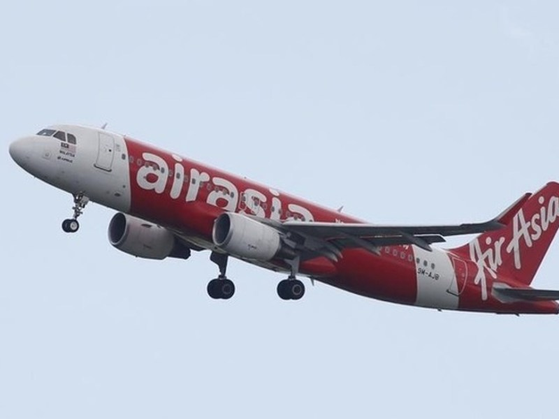 An AirAsia aircraft. Photo: Reuters