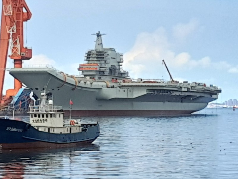 China recently launched its first completely domestically built aircraft carrier, the 70,000-ton Type-001A. More 'home-made' aircraft carriers are coming to Asia despite persistent claims that 'flat-tops' are military relics.