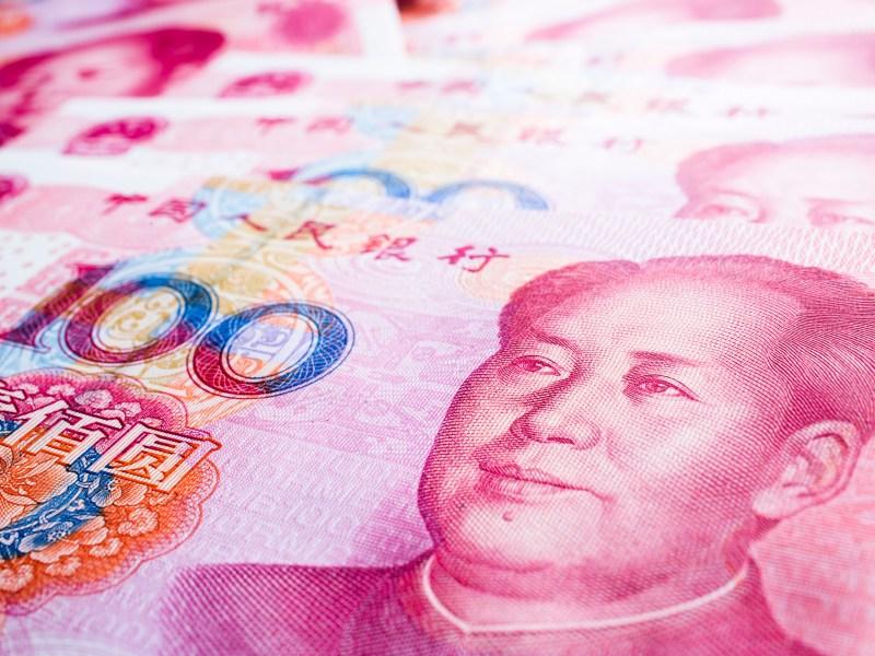 Chinese yuan. Photo: iStock