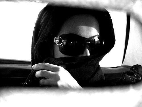 Hijab-wearing woman. Photo: Flickr Commons