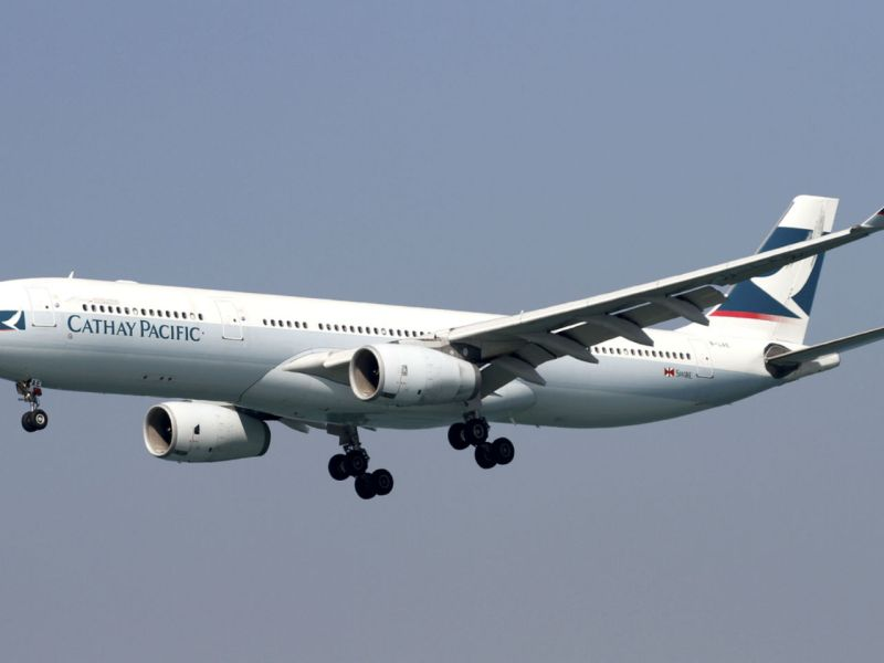 Cathay Pacific Airbus A330Photo: iStockphoto
