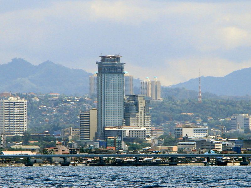 Cebu City, Philippines. Photo: Wikimedia Commons, P199