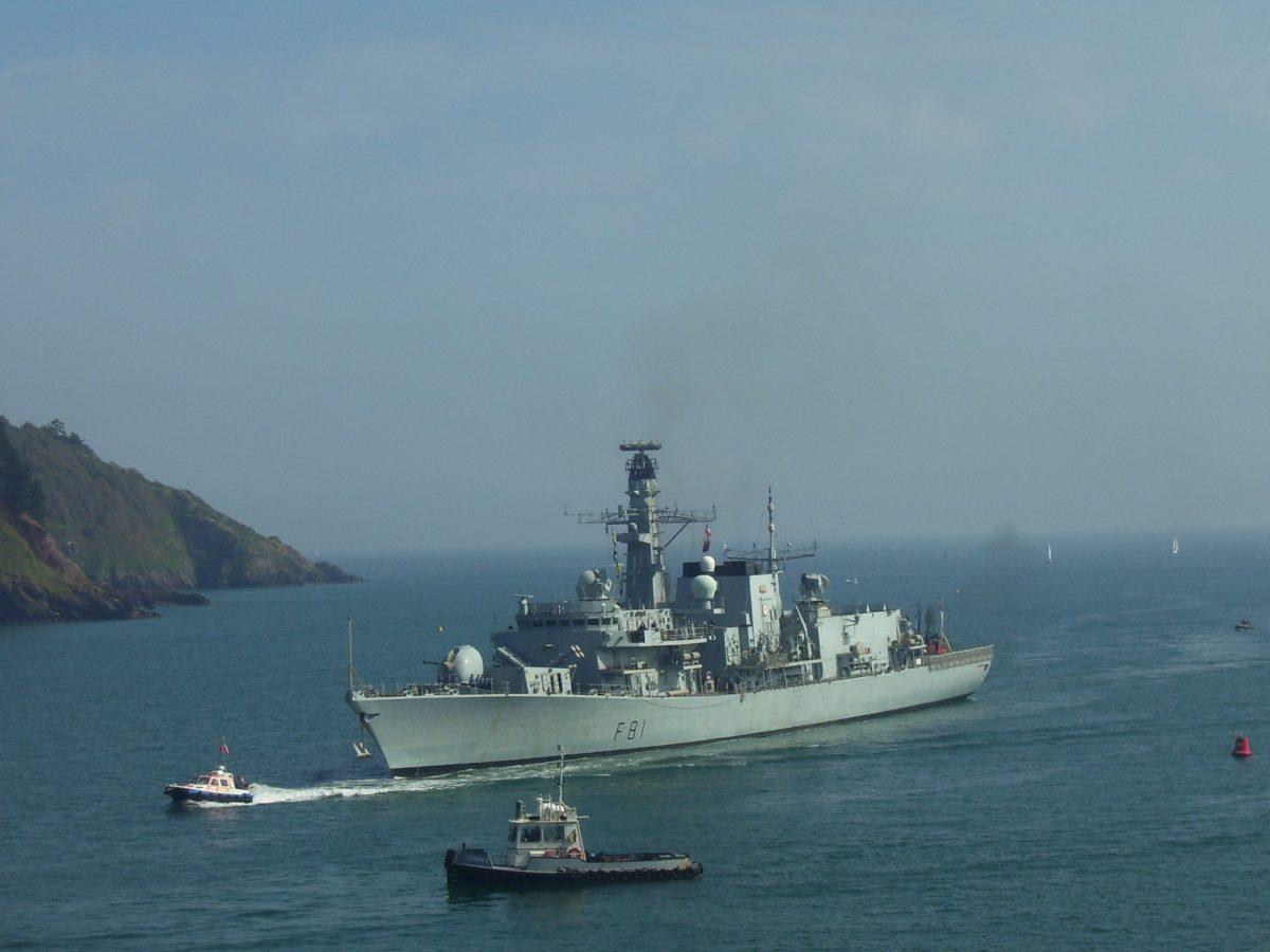 HMS Sutherland. Photo: Wikimedia Commons